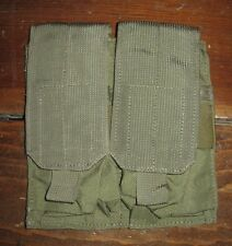 SEAL MLCS eagle industries 5.56 double mag pouch molle pocket khaki SFLCS 223 a