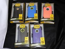 NEW!!! OEM Otterbox Defender Series & Holster Clip for Iphone 5C (5 colors)