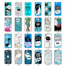 The Fault in Our Star Blue Okay Sky Design Hard Case For Apple iPhone & Samsung