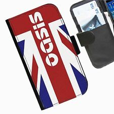 Oasis Leather wallet personalised phone case for Nokia Lumia Phone