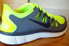 ORIGINAL MENS NIKE FREE 5.0 + NIKE FREE RUNNING TRAINERS UK 6 - 11 ( 7 0 0 )