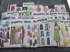 C Simplicity ~ All Patterns Size 1/2-4 (1/2,1,2,3,4) U-PICK ~ 11+ Listed ~ 9912