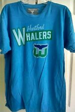 Hartford Whalers Vintage NHL t-shirt Officially licensed NEW