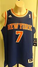 NWT Adidas Knicks Carmelo Anthony Swingman Road Jersey:Youth M(10/12)&L(14/16)