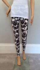 Ladies Grey PUG DOG Leggings from PRIMARK