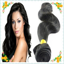 2014 1 Bundle 100% Unprocessed 5A Peruvian Virgin human Hair Extension Body Wave