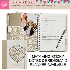 KTWO occupato B wedding planner file / PORTAOGGETTI TASCHE liste di controllo & POST-IT
