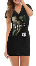 Walking Dead Daryl 'Claimed' V-Neck Shirt (Women's)