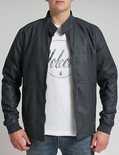 Volcom Whatford 2 Nuts Faux leather jacket - Ebony