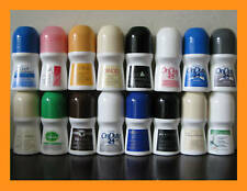 LOT 50 Avon ROLL-ON ANTI-PERSPIRANT DEODORANT CHOOSE ANY!
