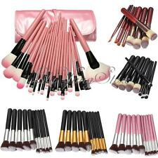 Makeup Tool Brush Kit Foundaton Eyeshadow Mascara Lip Brushes Eyebrow Blush Set