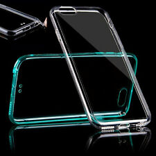 "For Apple 4.7"" iPhone 6 Ultra Thin Clear Transparent Back PVC Case Cover Bumper"