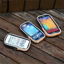 Bike Bicycle Cycling Handlebar Bag Case For iPhone 5/5S Sumsung S4/S5 Note 2/3