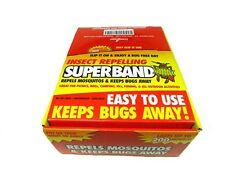 Evergreen SuperBand Mosquito/Insect Repellent Bracelet Wristband