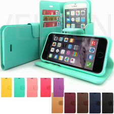 Wallet Purse Leather Case Card Slot Pouch Folio Cover For iPhone /GALAXY /LG