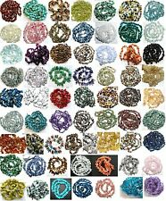 Natural GEMSTONE Chip Nugget Beads ~Sizes Vary~60 to CHOOSE from~See Photos~USA
