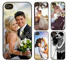 PERSONALISED CUSTOM PRINTED Photo Hard Case Phone Cover for the iPhone 4 / 4S