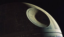 Star Wars The Force and Magnitude of Deathstar Death Star Space Giclée on Canvas