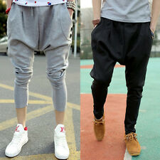 NEW Sexy Mens Casual Sport Pants Training Dance Jogging Trousers Home Sweatpants