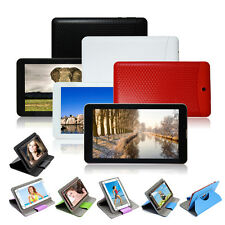 """7""""inch 2G Phablet Android Dual Core/SIM/Camera Bluetooth Tablet PC+Rotation Case"""