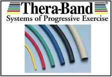 Thera-band Resistance TUBING. Theraband TUBES. Exercise, stretch, catapult