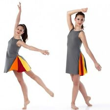 BREAKING DAWN Lyrical Ballet Jazz Tap Dress Dance Costume Child & Adult Sizes