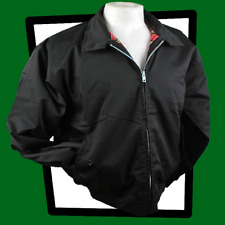 WARRIOR  HARRINGTON JACKET    BNWT  Black Navy Green Burgundy Red Cream