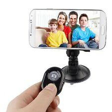 Wireless Bluetooth Camera Remote Control Self-timer Shutter For Samsung HTC New