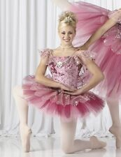 WALTZ OF THE FLOWERS Ballet Tutu Ballerina Dance Costume CHRISTMAS Nutcracker