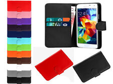 For Samsung Galaxy Express 2 SM G3815 Book Wallet Leather Cover Pouch Case UK