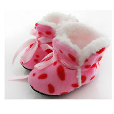 Baby Animal Print Soft Booties Infant Shoes