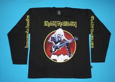 Iron Maiden - A Real Live Tour T-shirt Long Sleeve Size L