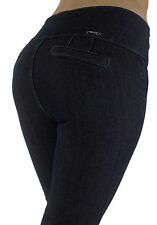 Style M1060 – High Waist Colombian Design Butt lift, Levanta Cola, Skinny Jeans