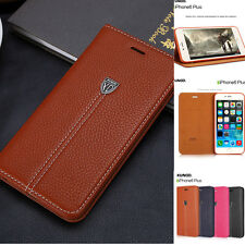 """Luxury Magnetic Wallet Leather Flip Stand Case Cover For Iphone 6 4.7"""" Plus 5.5"""""""