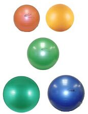ALL SIZES Physio Balance YOGA Fitness Gym Exercise Inflatable G BALL Swiss PE