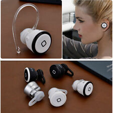 NEW Wireless Bluetooth Mini Headset Earphone Headphone For iPhone Tablet Samsung