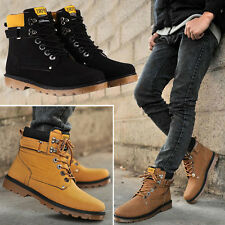 Latest fashion leather lace heat Marten boots X223 Men Casual Winter boots