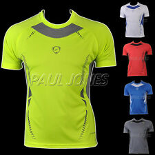 SUPER CHEAP MEN'S Short Sleeve Sports GYM breathable Casual Basic Tee T-Shirts
