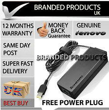 NEW Genuine Original LENOVO 90W AC Adapter Charger Laptop Power Supply FOR UK