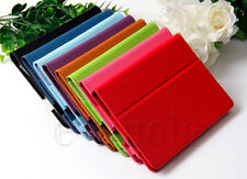 """Folio PU Leather Case Cover Stand For Amazon Kindle Fire HDX 7"""" 7 2013 Model BE"""