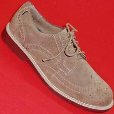 Mens SONOMA DEAN Brown/Red Leather Wingtip Oxfords Casual/Dress Shoes NEW