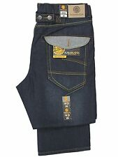 "BNWT MENS KAM BIG KING SIZE FASHION JEANS WITH FLAP POCKETS SIZES 40""T0 60"""