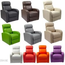 Relaxsessel Farbauswahl Sessel  Fernsehsessel / Relaxliege / Fauteuil / Armchair