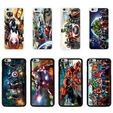 Marvel Superhero Case Cover for Apple iPhone 6 & Plus - No.21