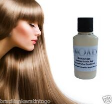 INOAR MOROCCAN BRAZILIAN KERATIN BLOWDRY HAIR STRAIGHTENING TREATMENT W/ SHAMPOO