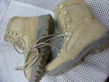 MEINDL AIR ACTIVE DESERT BOOTS VARIOUS SIZES BRITISH ARMY ISSUE