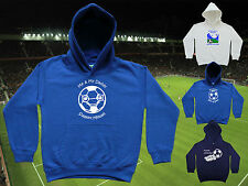 MILLWALL Football Baby/Kid's Hoodie/Hoody-Boys/Girl-Personalised Top-Name&Number