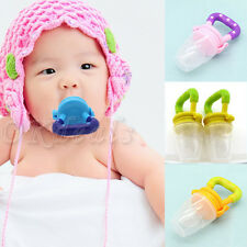 New Baby Pacifiers feeding Fresh Food Baby Supplies Nibbler Feeder Feeding Tool