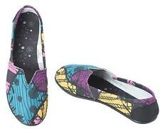 Disney 5/6 7/8 9/10 THE NIGHTMARE before CHRISTMAS Sally costume SLIP ON SHOES