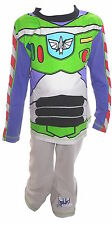 Toy Story Buzz Lightyear Boys Pyjamas 2-8 Years Available EXCLUSIVE DESIGN